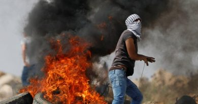 Israeli raid, Jerusalem clashes ratchet tensions higher