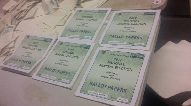 Extra Ballot Papers Cause Stir in NCD Counting Room