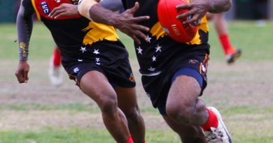 PNG Mosquitoes Advance On To Grand Final