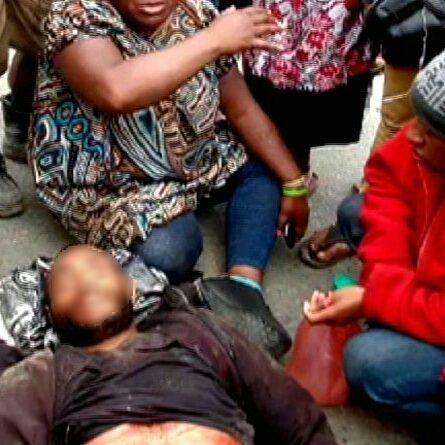 Grade 12 Boy Shot Dead in Wabag