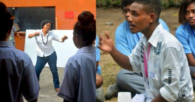 Port Moresby Youth Use Theatre to Explore Social Issues