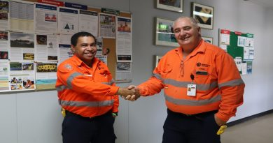 Newcrest Appoints First Papua New Guinean to Oversee Lihir Mine Operations