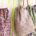 Home Habits | DIY Draw String Bags
