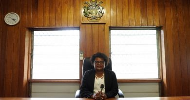 Emma Garo, Solomon Islands First Female Chief Magistrate