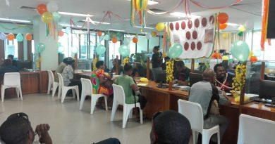 TISA Employees Commemorate International Credit Union Day