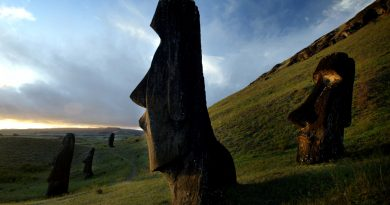 Mystery surrounding ancient Easter Island people deepens