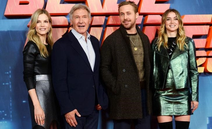 Box Office: 'Happy Death Day' crushes 'Blade Runner 2049' with $26.5 million