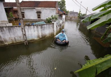 Vietnam floods killed 83 and more rain on the way