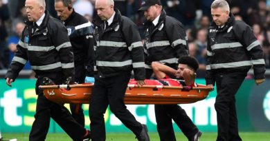 Huddersfield's Billing faces surgery, 12 weeks out