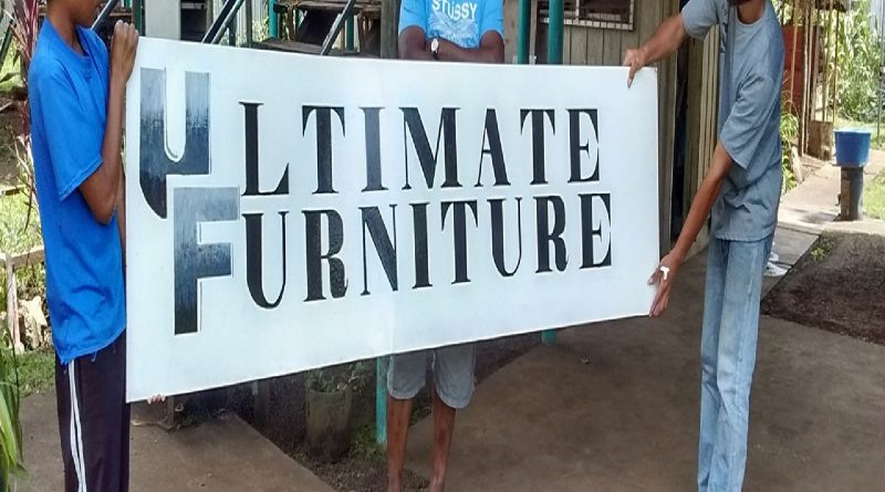 Q&A with a Papua New Guinea Owned & Operated Upholstery Business
