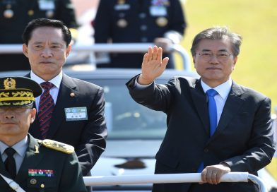 South Korea's president says will continue phasing out nuclear power