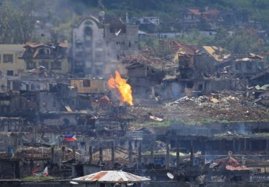 Philippines declares battle with Islamist rebels over in Marawi City
