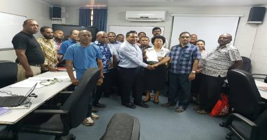 Telikom PNG Supports UPNG MBA Pinnacle Program