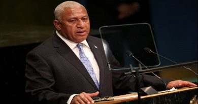 Fiji to sell world's first climate-change 'green' bonds