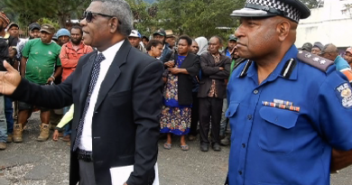 Tondop and Eluh to Clean Southern Highlands Election Mess