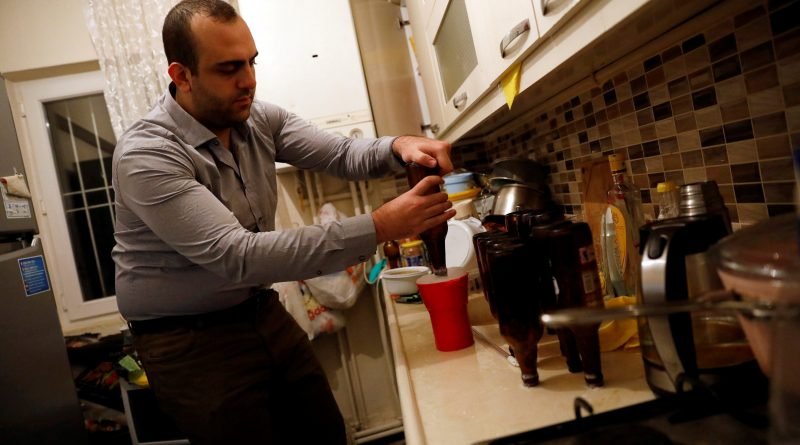Steep alcohol taxes drive Turkey's drinkers to home-brew