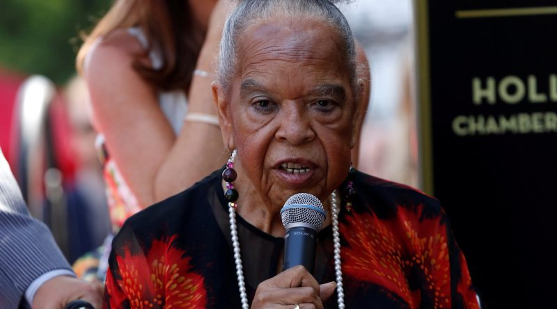 'Touched By An Angel' actress Della Reese dead at 86