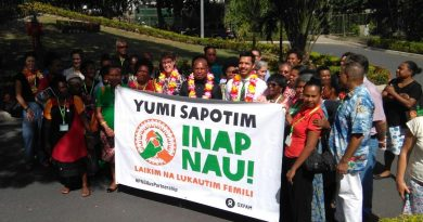 OXFAM & PNG Partners launches 'Inap Nau' Campaign