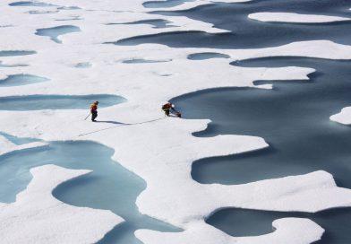Arctic sea ice melt to exacerbate California droughts: study