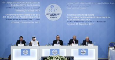Muslim leaders call on world to recognise East Jerusalem as Palestinian capital
