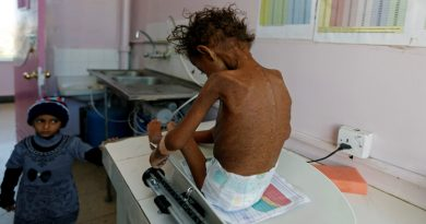 More than 8 million Yemenis 'a step away from famine' – U.N.