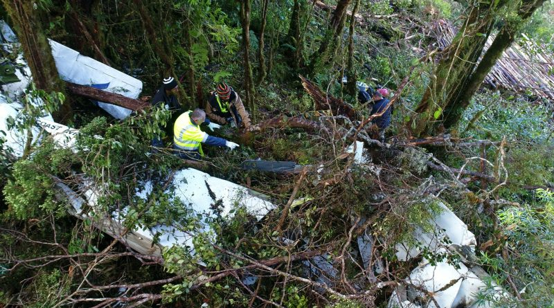 Preliminary Report Released for Morobe Airline Crash