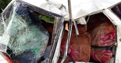 Driver In Highway Tragedy in Hiding