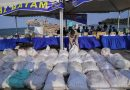 Indonesia seizes record 1.6 tonnes of crystal methamphetamine