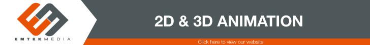 2D & 3D Animation