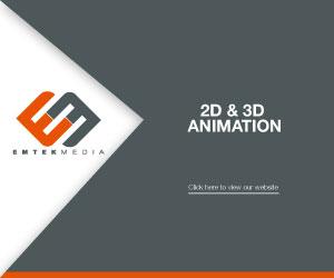 2D & 3D Animations