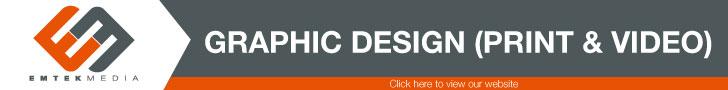 Graphic Design Print & Video