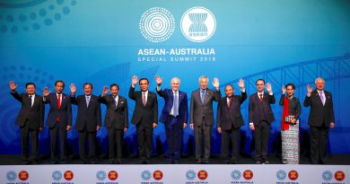 Southeast Asia, Australia 'gravely' concerned by North Korean weapons