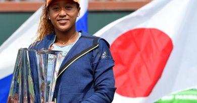 Osaka dominates Kasatkina for career-first title
