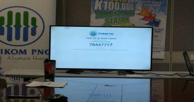 Telikom's K100,000 Cash Promotion Concludes