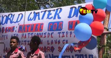 Gabagaba Primary School Celebrates World Water Day