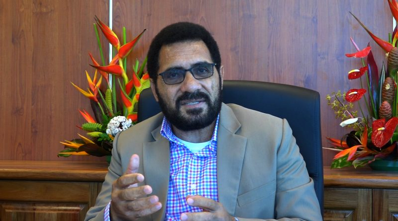 Minister Pundari: Fees to increase for environment breaches