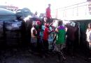 Kikori Receives Earthquake Disaster Relief Supplies