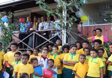 New Double Classrooms For Manari and Boridi Elementary Schools Along The Kokoda Track