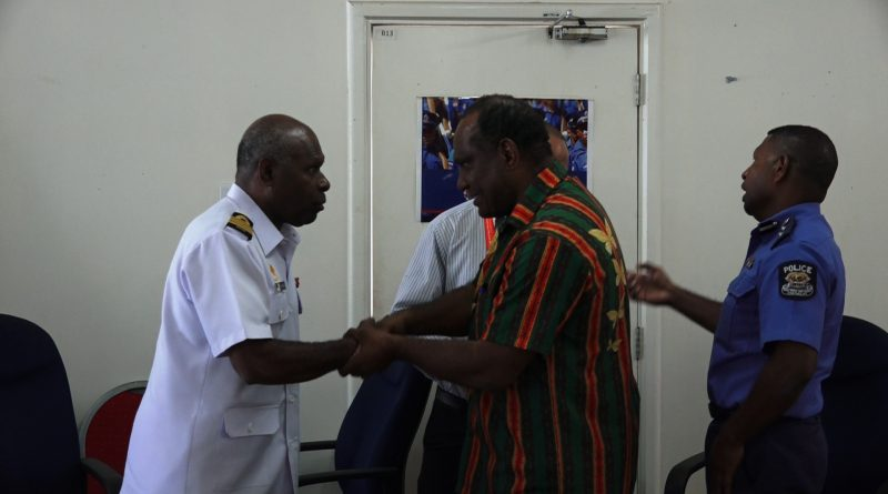 Doctors want justice after attack by drunkard PNGDF officer