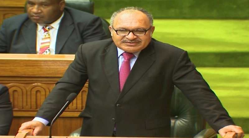 PM O'Neill Defends Current Government Response To Bougainville Affairs