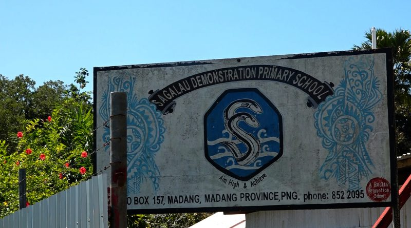 Sagalau Demonstration Primary on the Verge of Closing its Operations