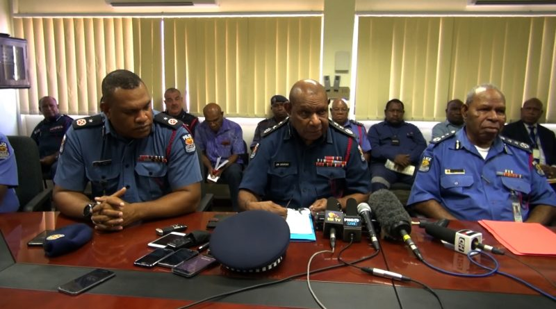 Police to Commence Operations In Southern Highlands