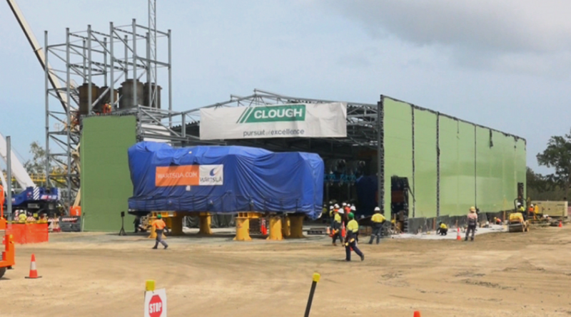 Progess On Track for Gas-for-power Plant outside Port Moresby
