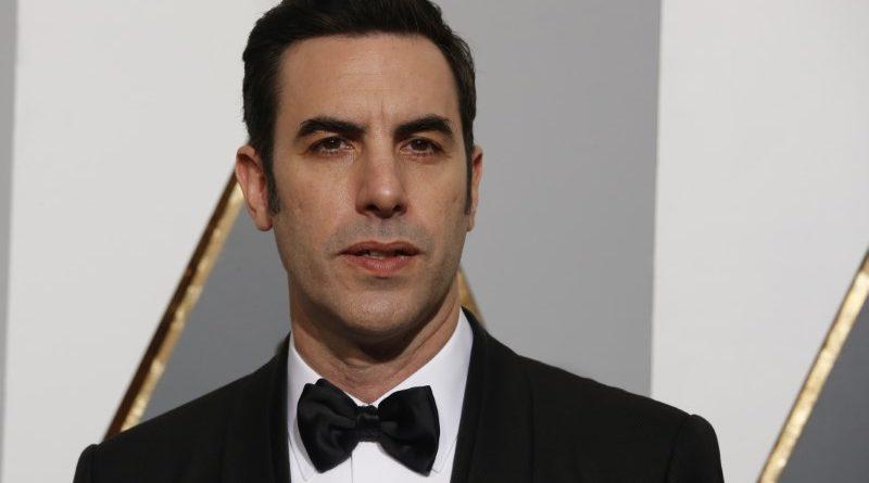 U.S. politician denounces as 'sick fraud' Baron Cohen TV guns prank