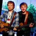 Two eds better than one: Two Ed Sheerans seen in Berlin but real Ed stays away