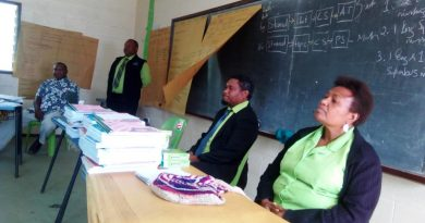 Standard Based Education Curriculum rolled out in Enga Province
