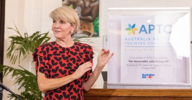 Australia Continues its Investment in Pacific Skills